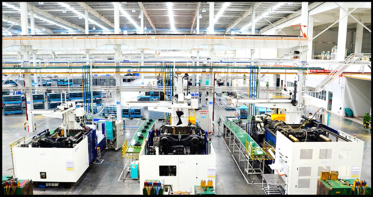 未来篇章——全厂自动化